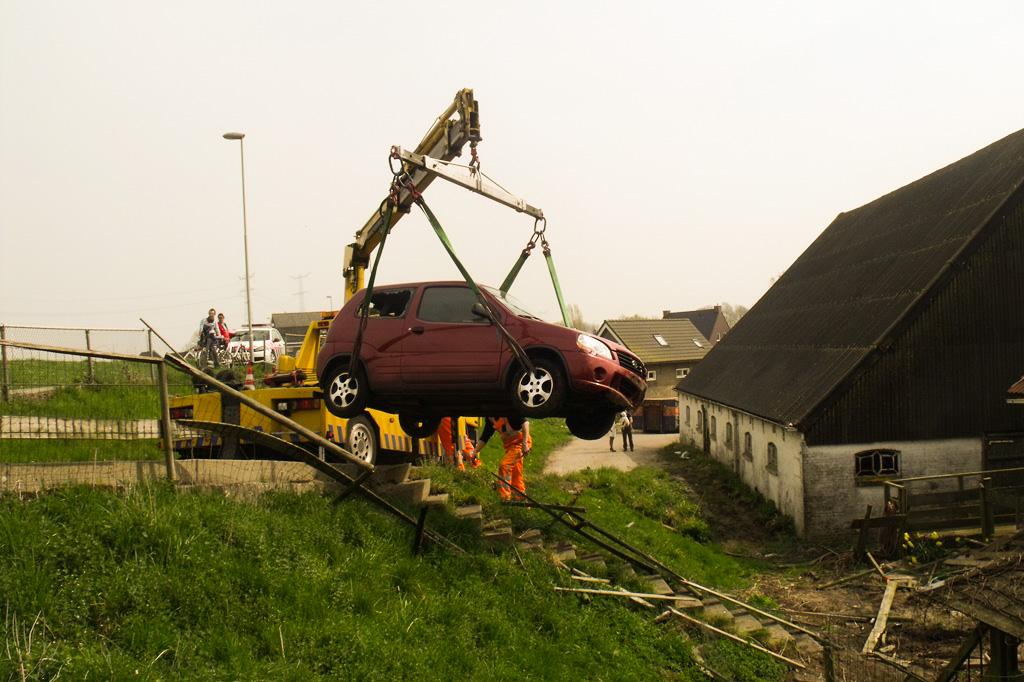 Auto van dijk Lekdijk Nieuw-Lekkerland (5)