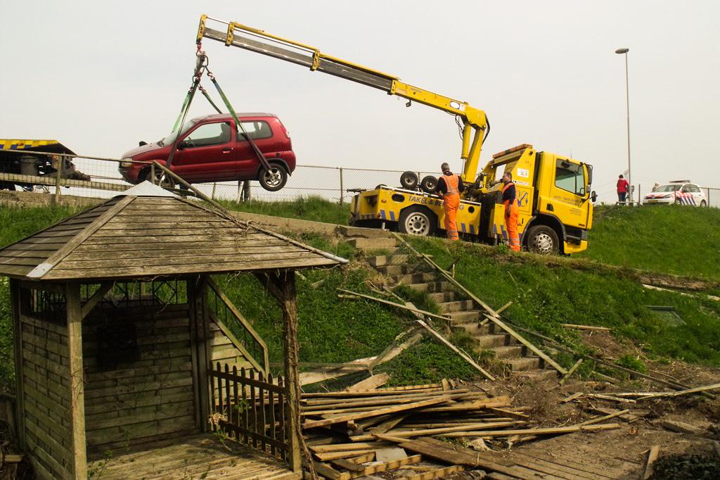 Auto van dijk Lekdijk Nieuw-Lekkerland (6)