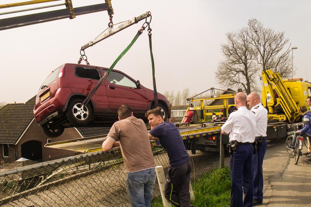 Auto van dijk Lekdijk Nieuw-Lekkerland (8)