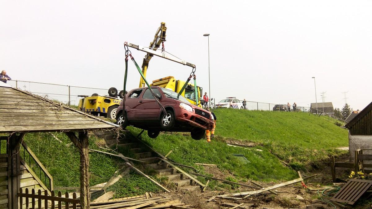 Auto van dijk Nieuw-Lekkerland (1)