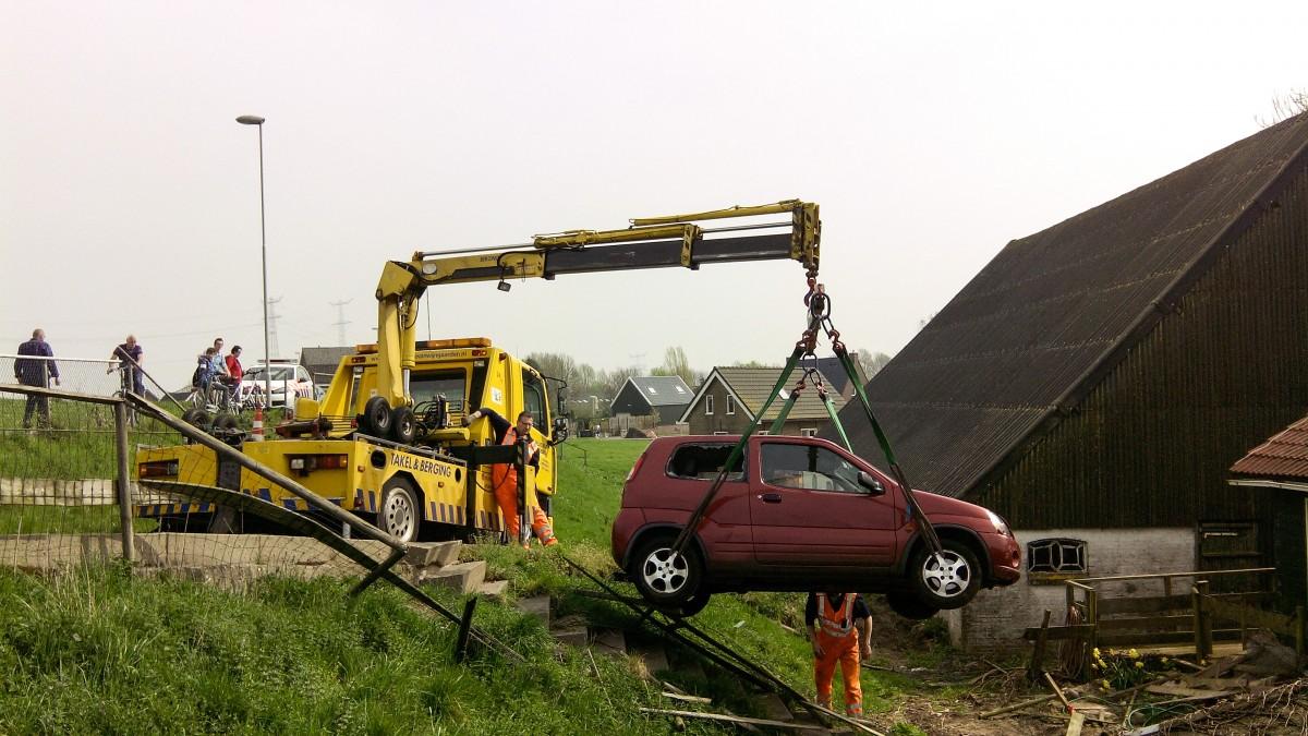 Auto van dijk Nieuw-Lekkerland (2)