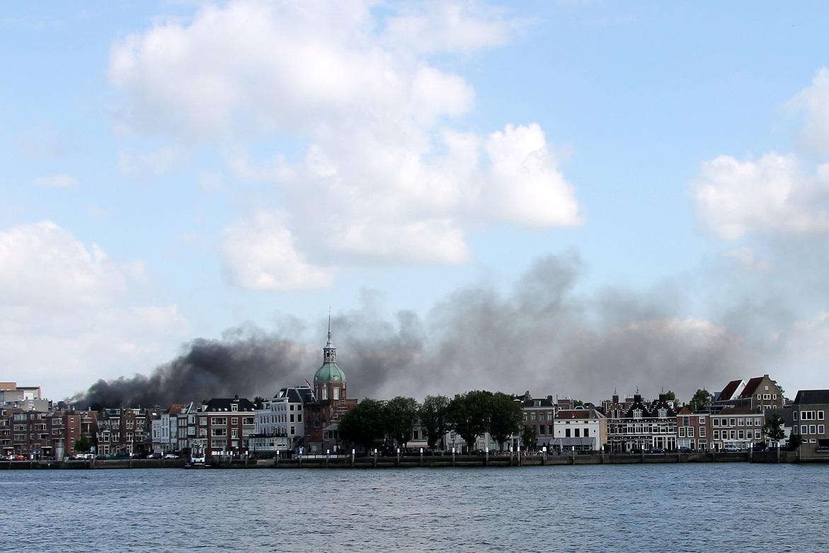 Rietdijk woningbrand 15-6-2014 023