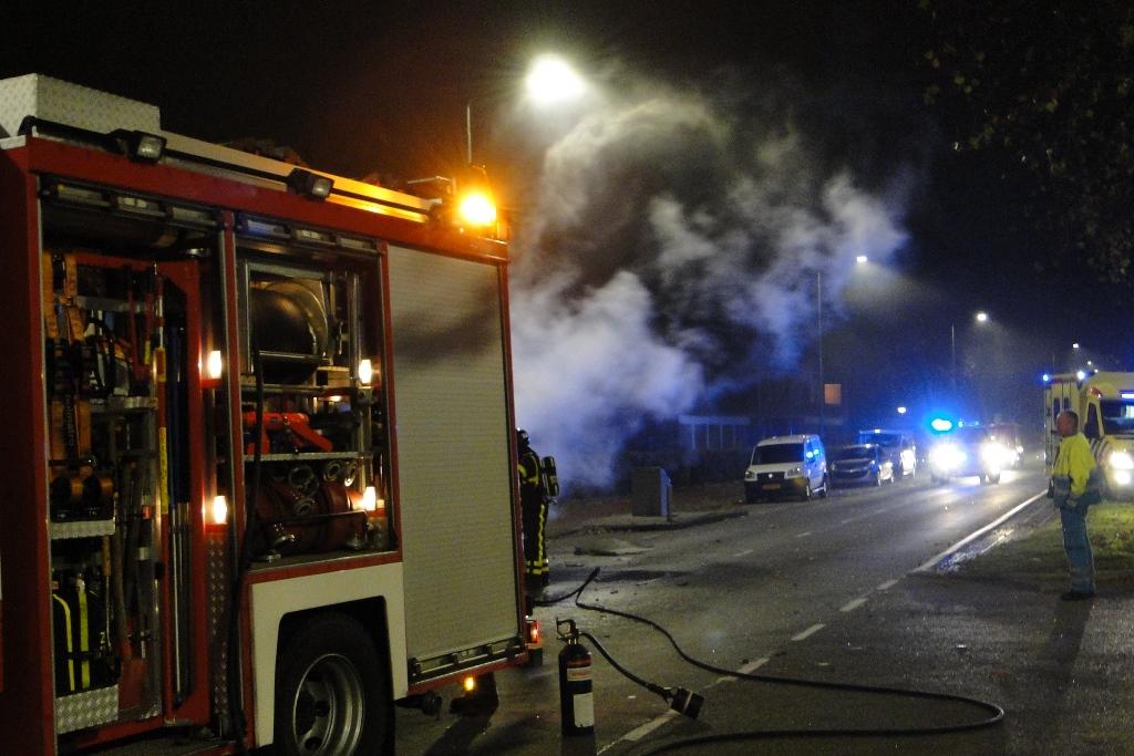 Merwedestraat autobrand 20-11-2014 017