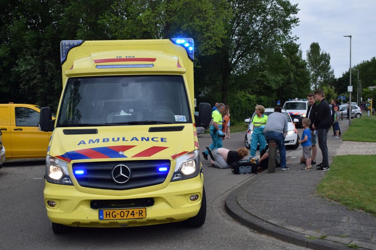 Kind gewond na aanrijding met auto in Hei- en Boeicop - ZHZActueel