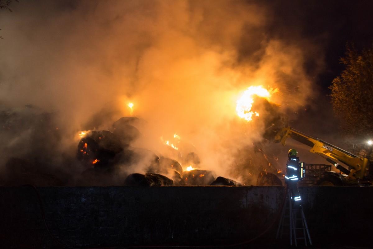 Vuurzee zorgt voor grote overlast in Lexmond - ZHZActueel