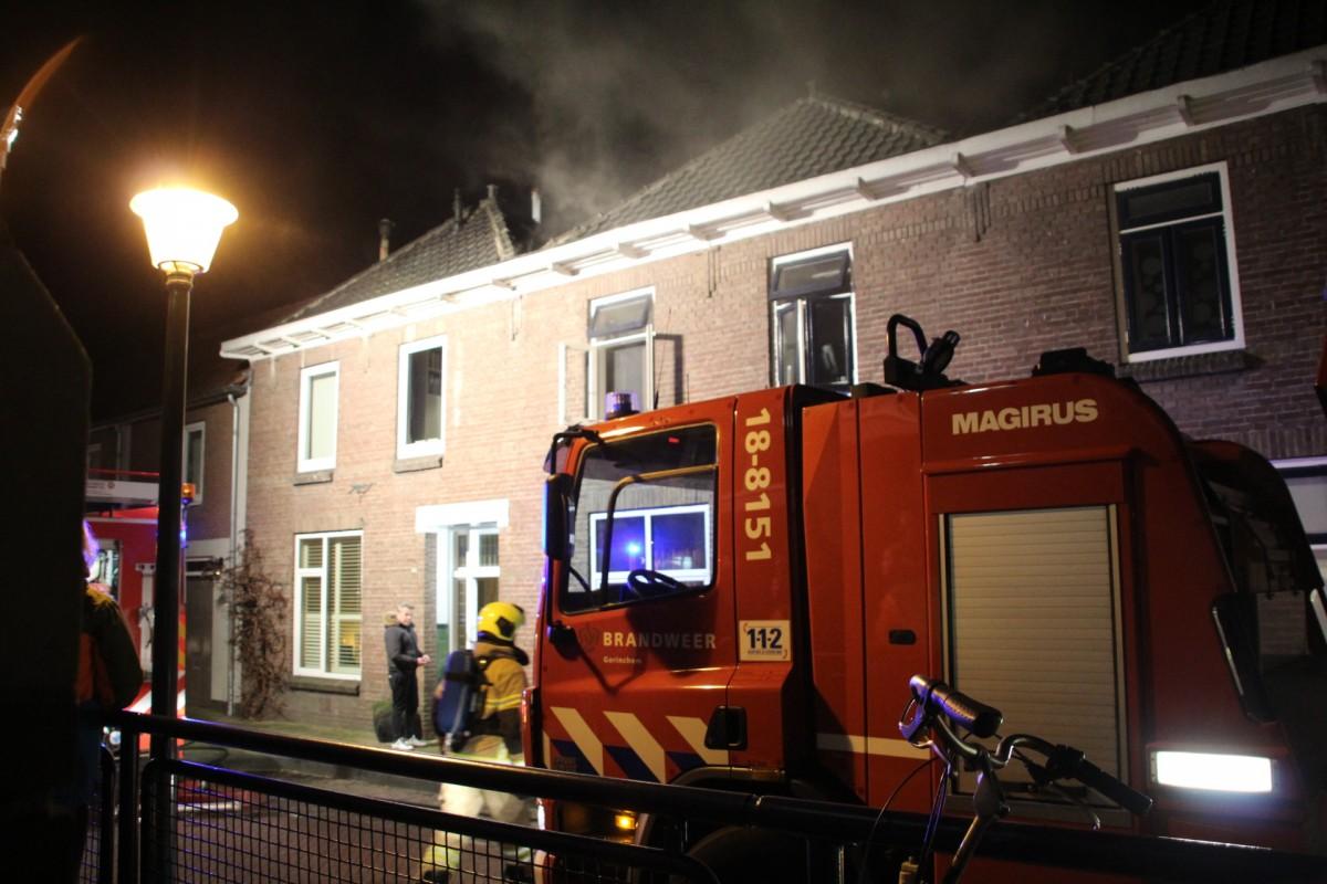 Als Auto Salvage >> Brand in woning aan de Visserslaan in Gorinchem - ZHZActueel