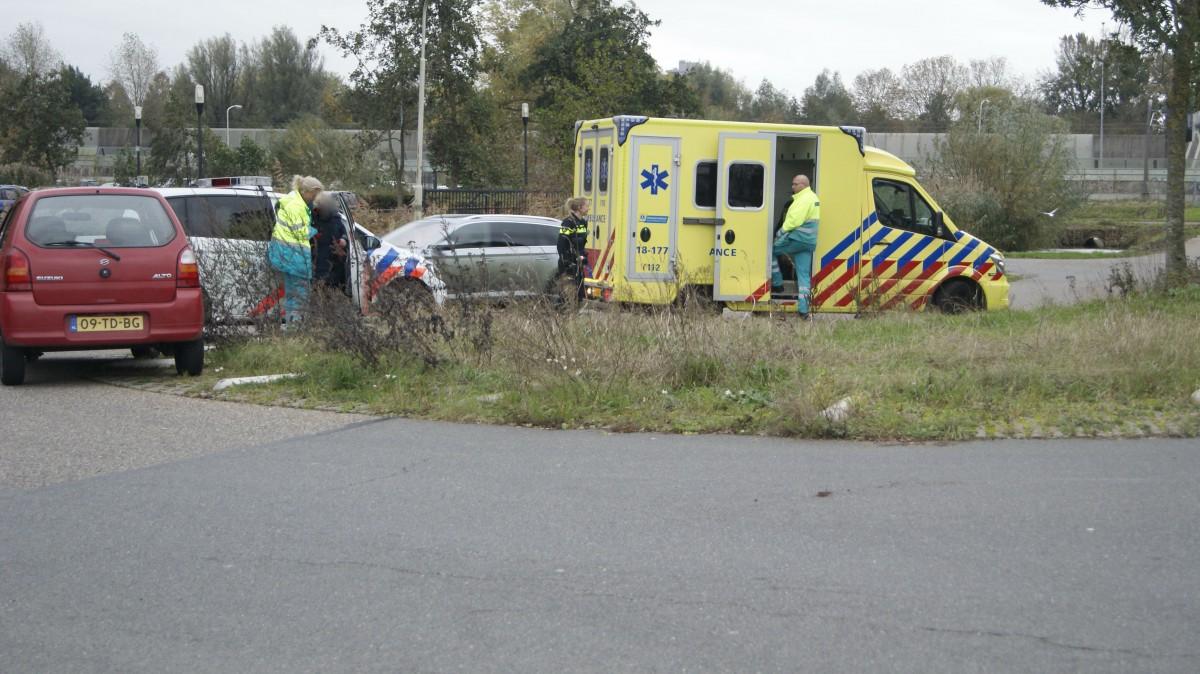 Fietsster en auto botsen in Gorinchem - ZHZActueel