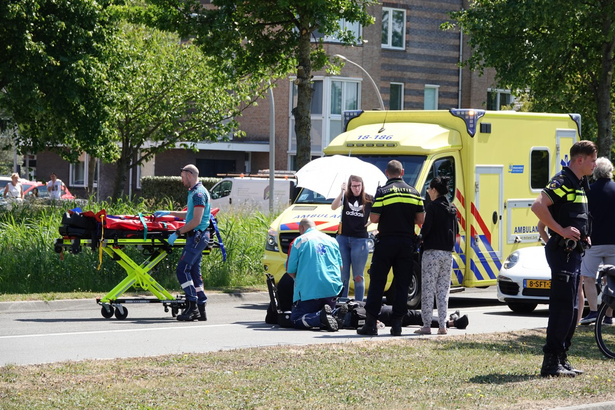 Nieuws: Motorrijder gewond bij ongeval in Hendrik-Ido-Ambacht -.